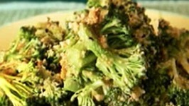 Cheesy Broccoli Without Cheese