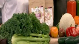 Chef Joy Houston On NBC Foods That Support the Skin