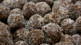 Milk Chocolate Bourbon Balls