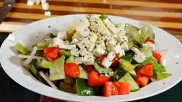 Low-Fat Greek Salad
