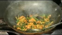 Okra - Bhindi Curry