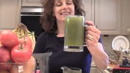 Healthy Green Beauty Water