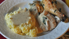 Chicken Gravy from Scratch