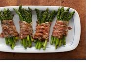 Roast Asparagus Bundles