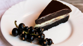 Triple Chocolate Truffle Torte