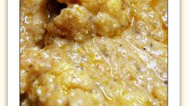 Cauliflower Chicken Korma