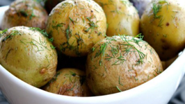 Dill Roasted Potatoes