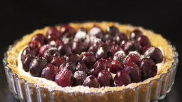 Stemilt Cherry and Almond Tart