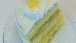 Betty's Creamy Buttercream Frosting for Daffodil Cake- Easter