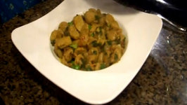 Soya Chunks Curry / Indian Veg Soya Curry