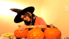 Halloween Food Carvings