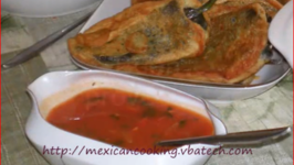 Celia's Traditional Mexican Home Cooking - Tomato Sauce for Chiles Rellenos