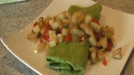 Spicy Jicama Salad