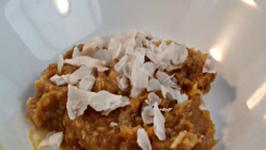Magic Peanut Butter Pudding