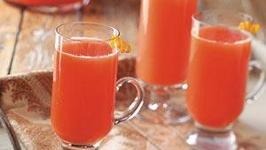 Cranberry Orange Punch