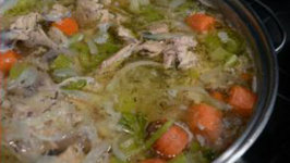 Culinary Carrie: How To Make Turkey Stock