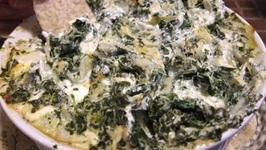 Florentine Artichoke Dip