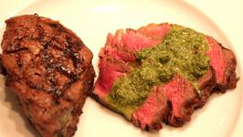 Caribbean Lime Steak