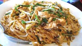 Easy Chicken Pad Thai