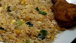 Easy Egg And Corn Fried Rice