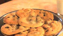 Honey Chip Cookies