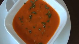 Healthy Carrot Soup