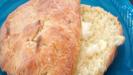 Baking: Best Ever Herb and Garlic Boursin Biscuits