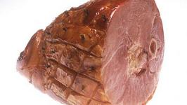 Plneapple Glazed Baked Ham