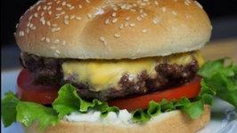 Rocky's Crown Pub Burger
