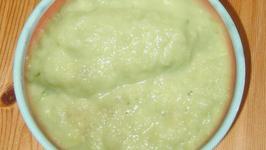 Soy Bean Tahini Dip