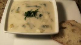 Classic Potato and Leek Soup