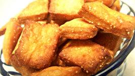 Sweet Sweet Shakkar Para
