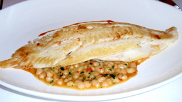 Health and Fiber Rich Grilled Plaice