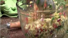 Raw Jersey Corn Salad