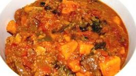Grandmother's Lamb Stew