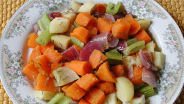 Perfect Roast Vegetables