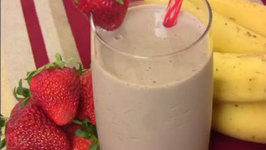 High Protein Breakfast Shake-Breakfast on the Go