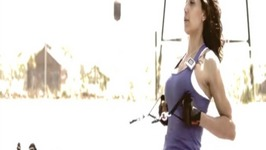 How to do Chinups / Pullups for Beginners : Back - Lats - Biceps Exercise - Muay Thai MMA