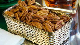 90 Second Cayenne Pepper Pecans
