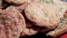 Classic Pecan Brittle Cookies