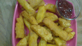 Yummy Besan Snack