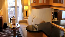 Cunard Queen Mary 2 Queens Grill Q5 Suite 10058