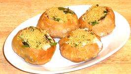 Raj Kachori Chaat