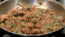 Indian Eggplant Roast
