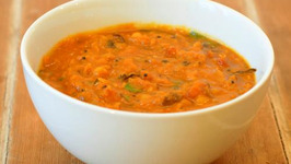 Red Lentil Soup with Ginger