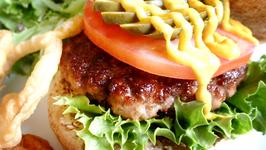 Homemade Beefburgers