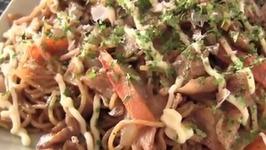 Fried Noodles- Yakisoba