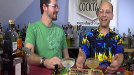 Armada Cocktail vs The Japenglish Cocktail