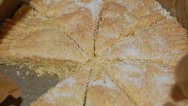 Wholewheat Shortbread