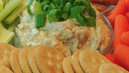 Betty's Savory Herb Buffalo Chicken Dip